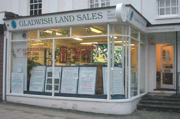 Gladwish Land Sales